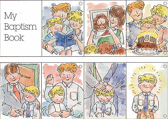 Baptism book