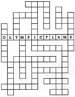 Crosswork puzzle