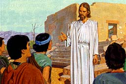 Taking the sacrament says we are willing to keep His commandments