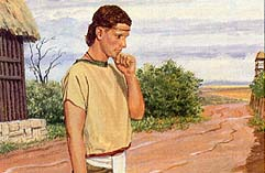 Nephi was sad because of wickedness of people