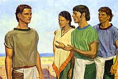 Some Nephites believed Samuel