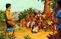 Many Lamanites repent