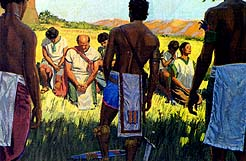 Some wicked Lamanites repented