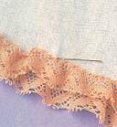 Handkerchief edge