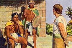 Ammon wante to serve King Lamoni