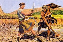 The robbers ran away
