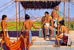 Other servants told King Lamoni of great power of Ammon