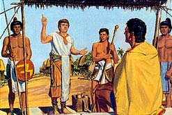 Lamoni believed in a Great Spirit