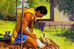 Lamoni prayed for forgiveness