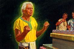 Abinadi had power from God