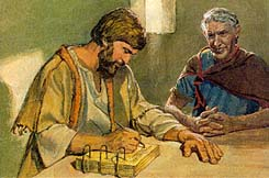 Jacob writes about Jesus
