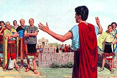 Enos preached to the Nephites