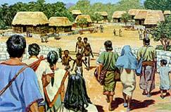 Zeniff left Zarahemla