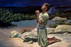 Nephi wanted to believe Lehi
