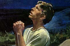 Jesus Christ visited Nephi