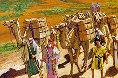 They follow the Liahona
