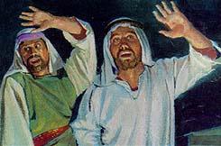 Laman and Lemuel repent