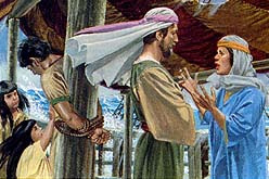 Others beg for Nephi's release