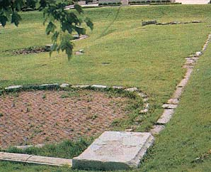 Nauvoo Temple site
