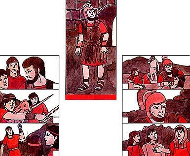 Helaman's army