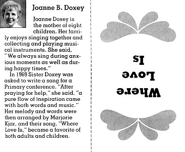 Joanne B. Doxey