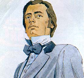 Samuel Smith, the first missionary