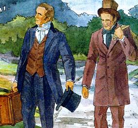 Missionaries go to Missouri