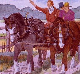 Joseph to Missouri