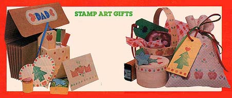 Stamp Art Gifts