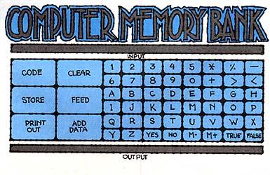 computer memory bank