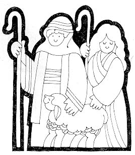 The Nativity Song Friend Dec 1980 friend