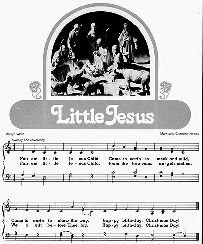 Music, Little Jesus