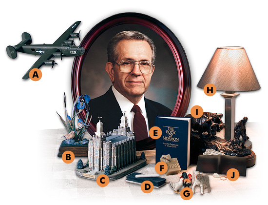 President Boyd K. Packer
