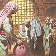 They obeyed Jesus