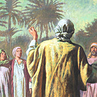 People baptized