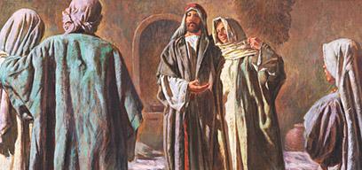 Many believed in Jesus