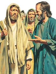 Paul said wicked people would teach bad things