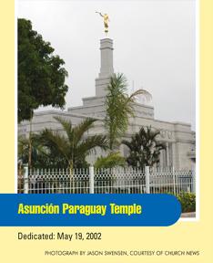 Ascunción Paraguay Temple