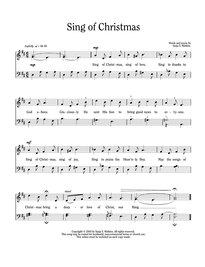 image relating to Free Printable Black Gospel Sheet Music known as New music