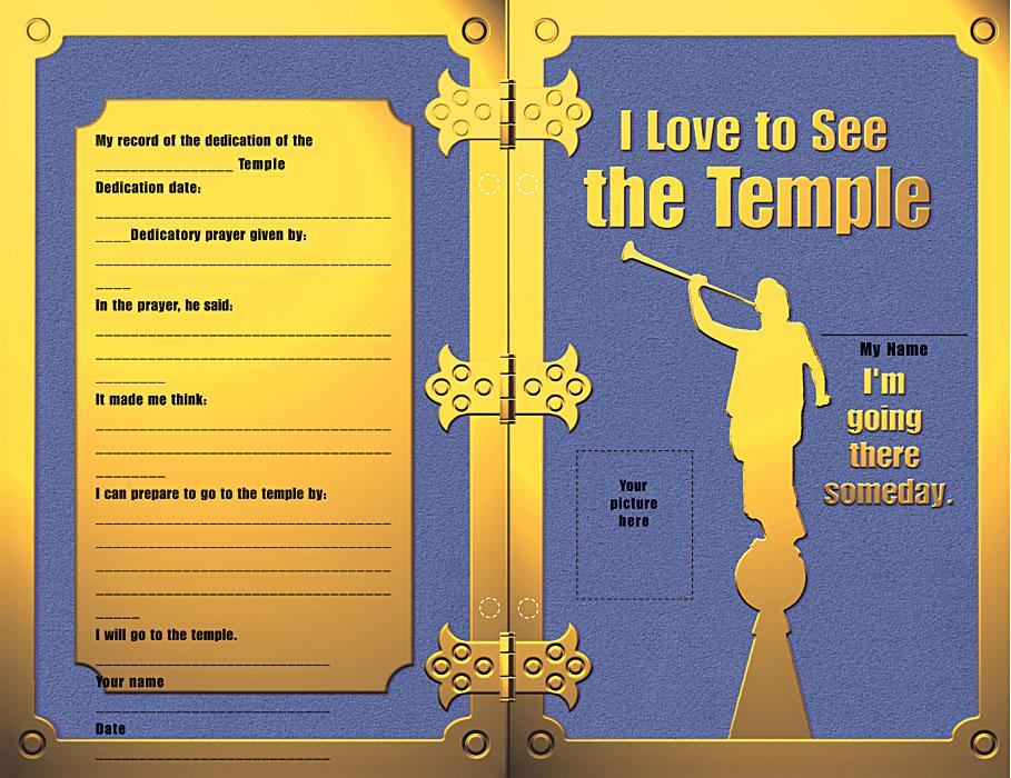 Temple book