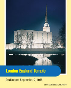 London England Temple