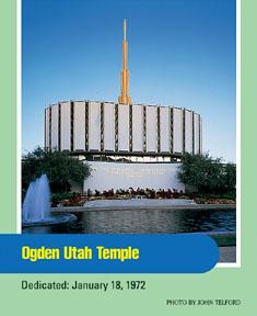 Ogden Utah Temple