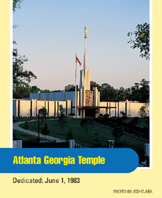 Atlanta Georgia Temple