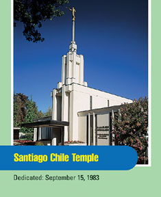 Santiago Chile Temple
