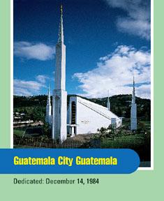 Guatemala City Guatemala Temple