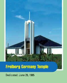 Freiberg Germany Temple