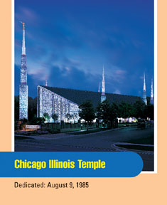 Chicago Illinois Temple