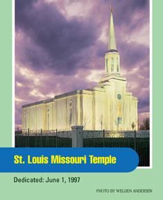 St. Louis Missouri Temple