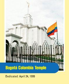 Bogotá Colombia Temple