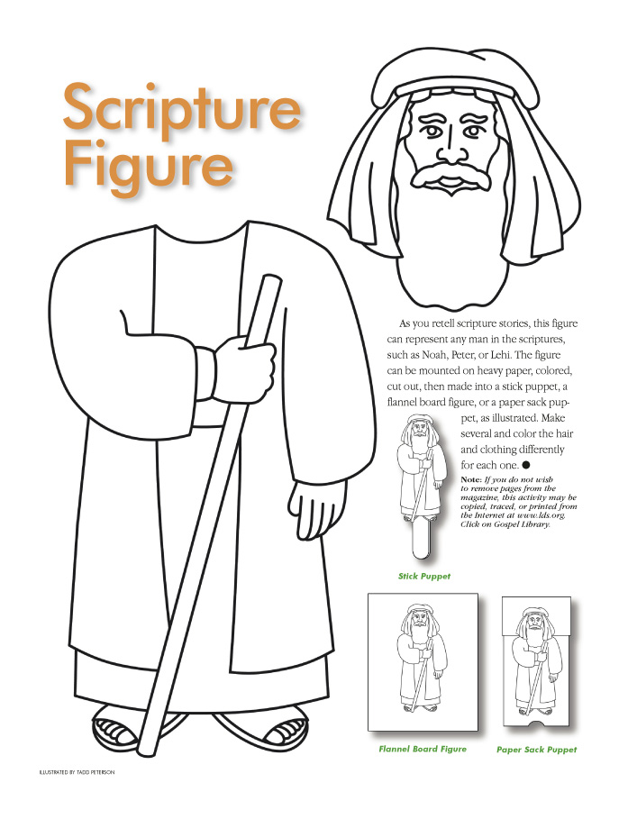 bible stick puppets printable Car Tuning